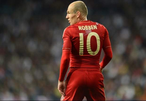 The one that got away: Bayern Munich winger Robben is the player Chelsea have never replaced
