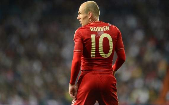 Robben: I promised my wife & mother I would quit football if I win Euro 2012 & the Champions League