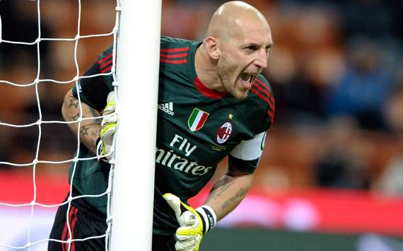 Abbiati: Allegri is handling the squad well
