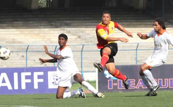 East Bengal vs SC Goa, Edmilson Marques, I-League