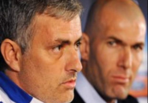 Zidane: My relationship with Mourinho is the same as it's always been