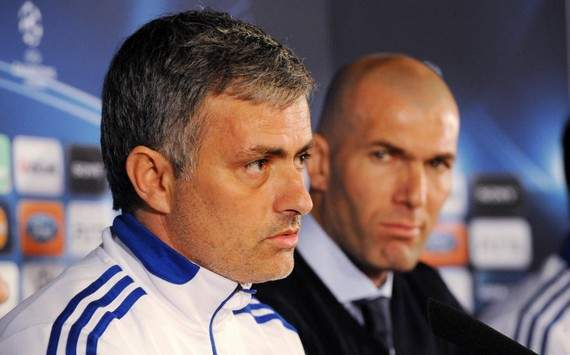 Zidane reiterates coaching ambition