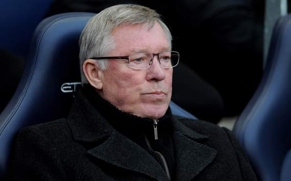 EPL, Sir Alex Ferguson, Manchester City v Manchester United