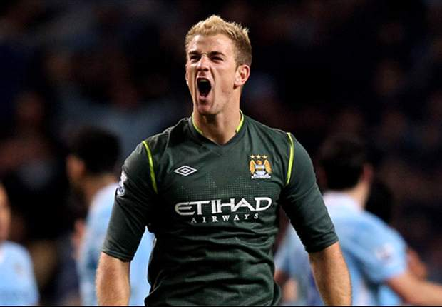 Hart hails Manchester City back four after victory over United