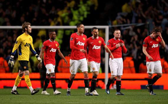 No trophies in 2011-12 but Manchester United remain world's most valuable football brand