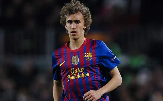 Ajax are interested in Barcelona youngster Muniesa, confirms Overmars
