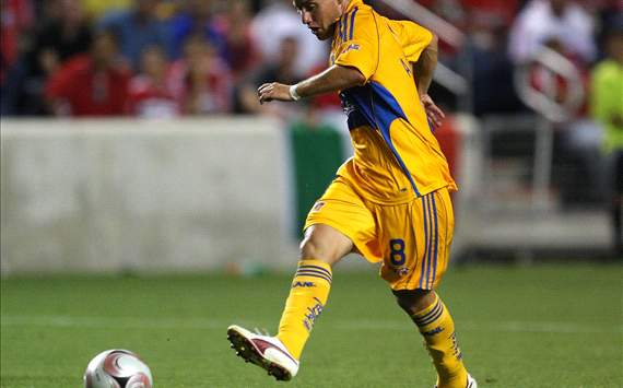 Lucas Ayala, UANL Tigres (Getty)