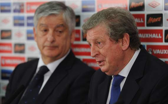 Roy Hodgson 5/4 to see out four-year contract in charge of England