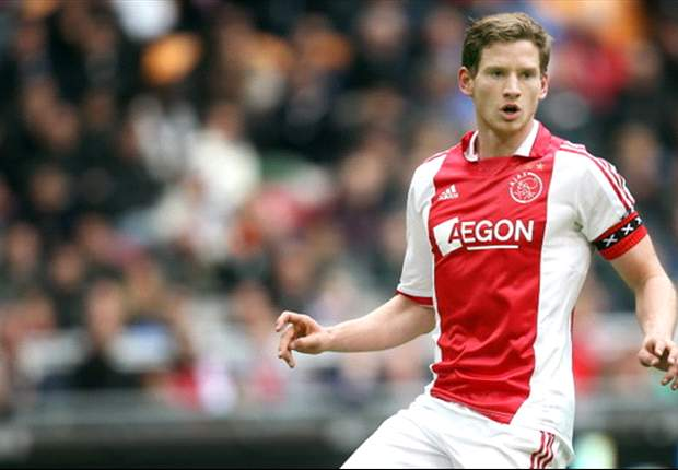 Tottenham agree terms with Ajax star Vertonghen but deal hits snag over €16.3m asking price
