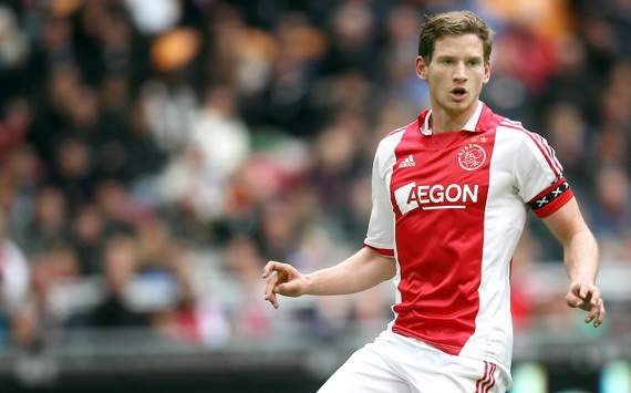 Staying at Ajax would feel like a slap in the face, says Tottenham target Vertonghen