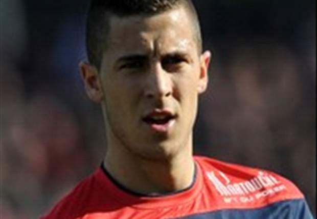 Manchester City and United target Hazard confirms Lille departure at end of season