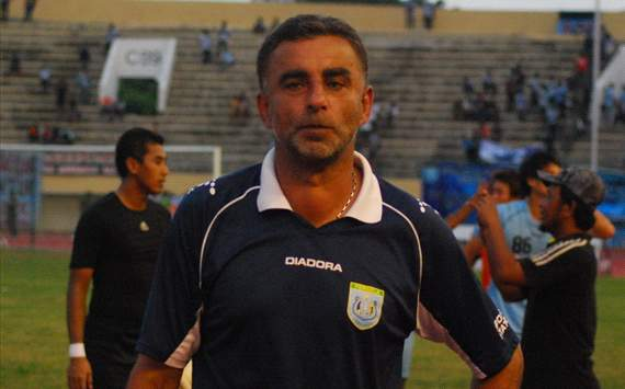 Miroslav Janu - Persela Lamongan (GOAL.com/Arief Setiadi)