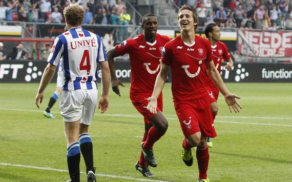 Luuk de Jong: I assume I'm staying at FC Twente