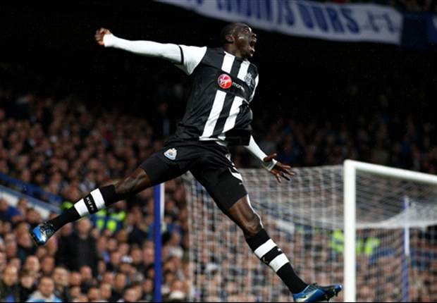 Newcastle's Cisse wins prestigious Talents D'Afrique award