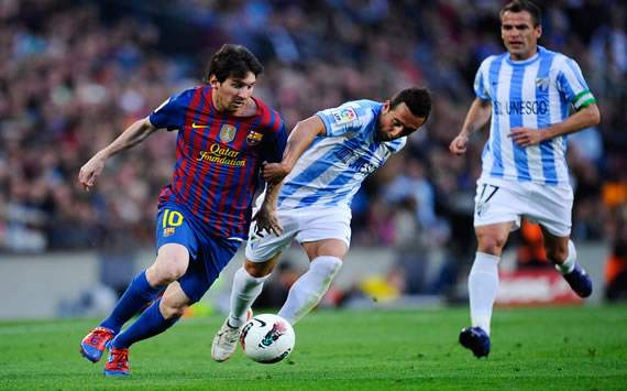 Live football streaming: Watch Barcelona v Malaga in the Copa del Rey