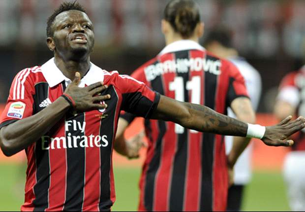 Muntari dismisses talk of wage cut over knee injury