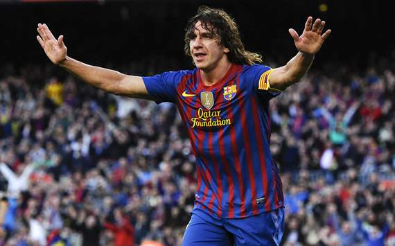 TEAM NEWS: Carles Puyol returns from injury as Barcelona face Real Zaragoza at Camp Nou