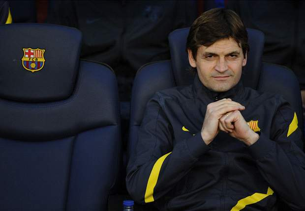 Vilanova: Don't compare me to Guardiola