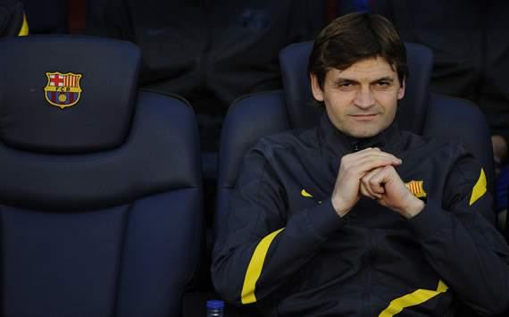 Tito Vilanova - FC Barcelona