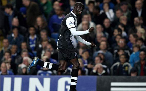 Newcastle could lose Cisse to Olympics