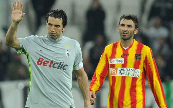 Juventus use up their Get Out of Jail Free card as Buffon gifts AC Milan Scudetto lifeline