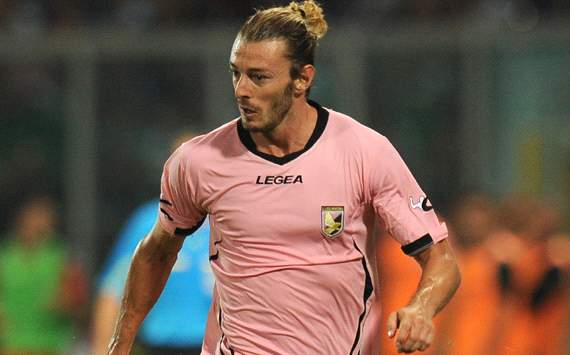 Zamparini: Roma want Balzaretti