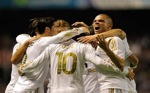 زوار صحيفة الاس يختارون التشكيلة المثالية لريال مدريد