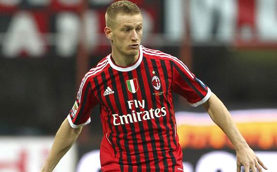 Abate positive about AC Milan's chances in 2012-13