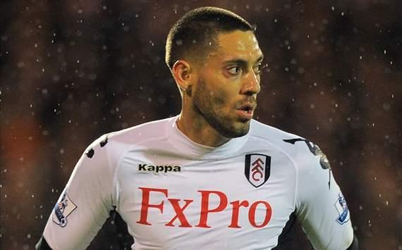 Clint Dempsey-Fulham FC