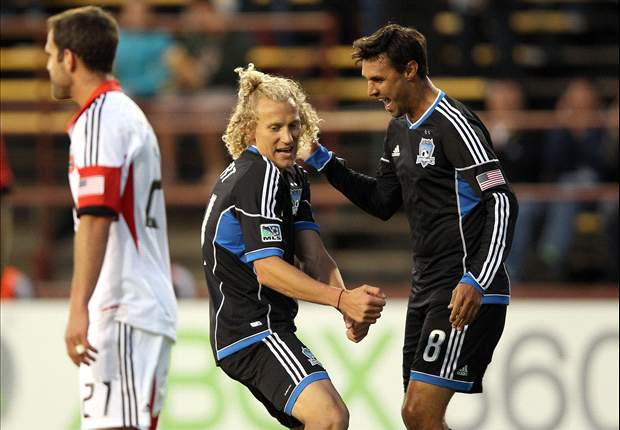 McCarthy's Musings: D.C. United, San Jose receive top marks at midseason