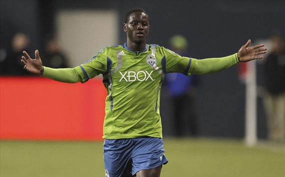 Eddie Johnson, Seattle Sounders FC, MLS