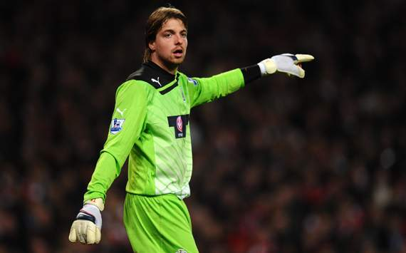 Tim Krul Lega Newcastle United Menang