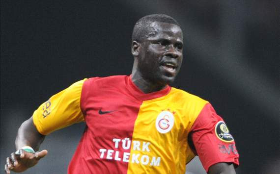 Eboue is not for sale, says Galatasaray president Aysal