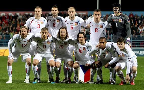Czech Republic Squad EURO 2012