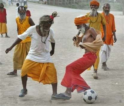 How We See Indian Football