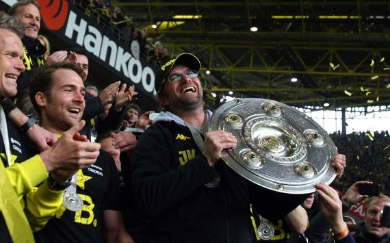 No Klopp at the Kop as Dortmund boss quashes Liverpool rumours