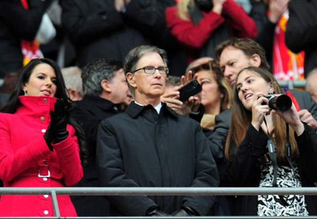 Liverpool could sell Anfield naming rights, says John W. Henry