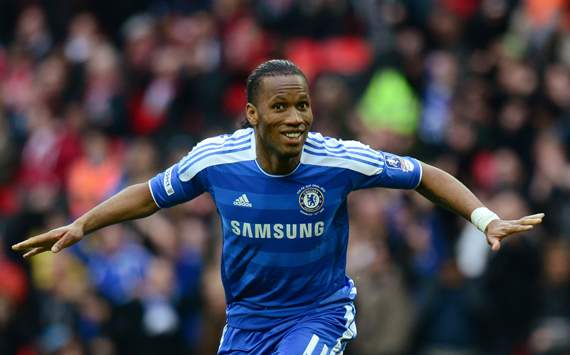 Shanghai Shenhua: Drogba talks progressing as planned