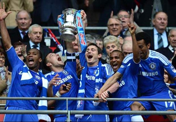 'This is what we live for' - Terry jubilant after Chelsea's FA Cup triumph