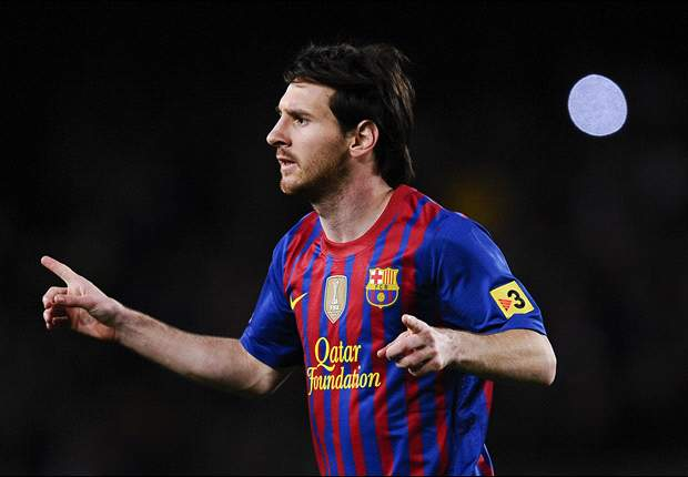 Lionel Messi confirmed as European Golden Shoe winner
