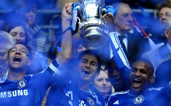Lampard hails 'special' FA Cup win for Chelsea