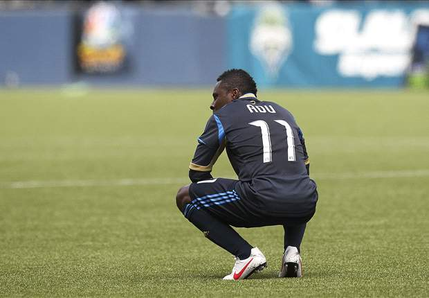 Monday MLS Breakdown: Another turning point for Freddy Adu after controversial dismissal against New York