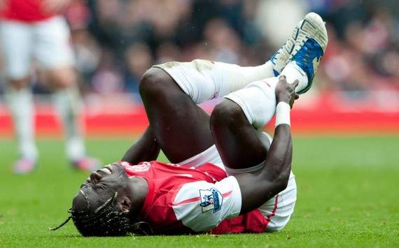 Sagna and Podolski set to miss Arsenal's trip to Swansea