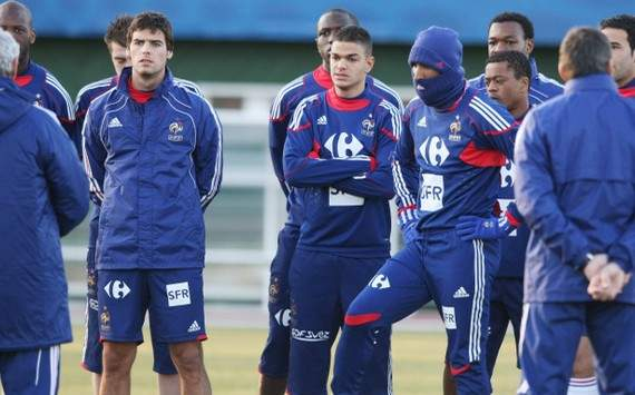 Gourcuff and Yanga-Mbiwa cut from France Euro 2012 squad