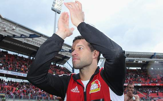 Bayer Leverkusen, Michael Ballack