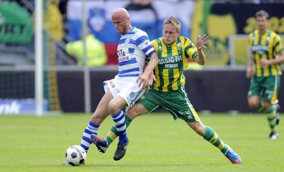 Rose and Toornstra, ADO Den Haag - De Graafschap