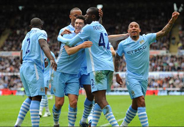 Word on the Tweet: Manchester City players smell Premier League title success after Newcastle United victory