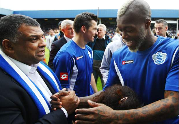 'Keep the faith' - QPR chairman Tony Fernandes calls for fans' backing