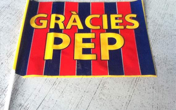 Pep Guardiola, Barcelona