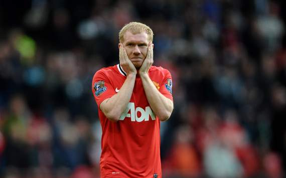 Scholes frustrated by Manchester United's late start